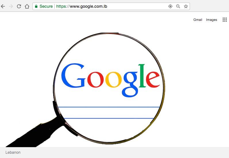 Google in Lebanon