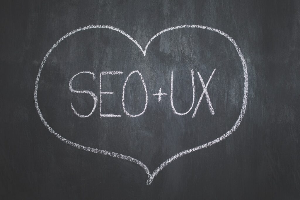 UX tacticts for SEO