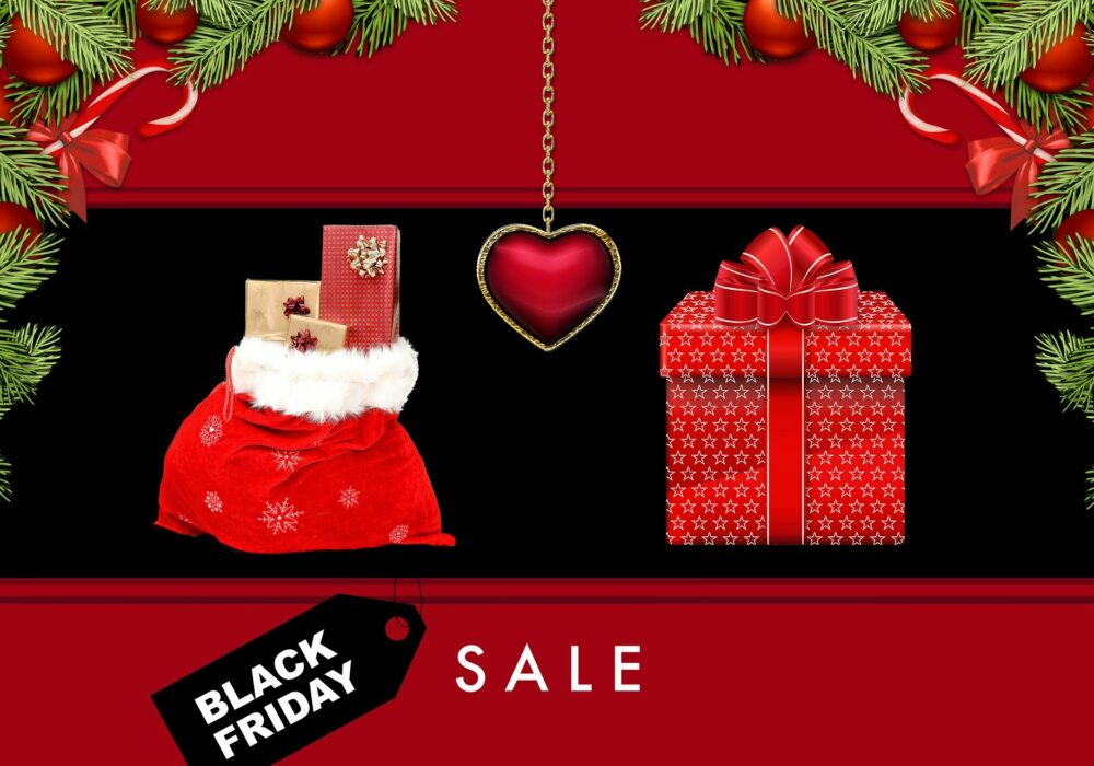 Black Friday Christmas Backlinks offer