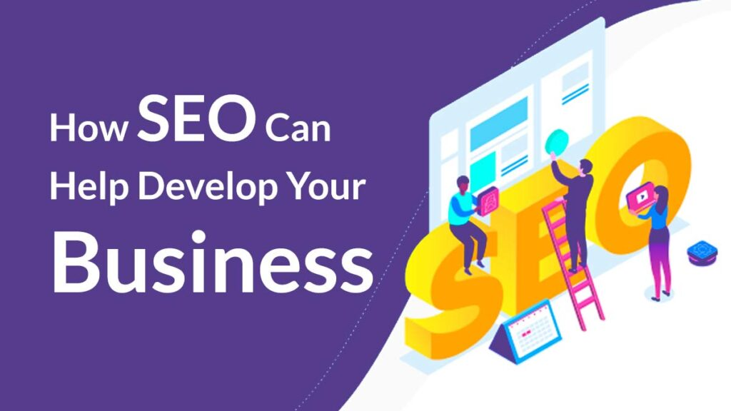 Benefits of SEO for a Business Cover Image