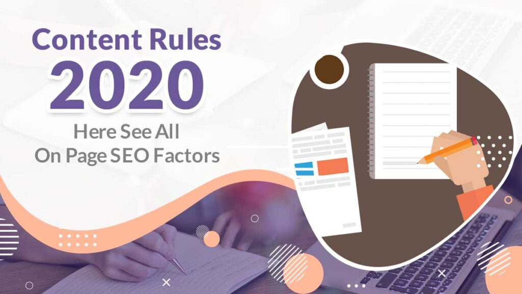 All On-Page SEO Factors Feature Image