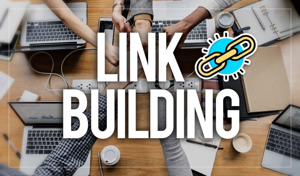 link building strategy for seo marketing