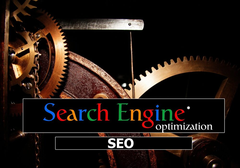 seo search engine ranking google